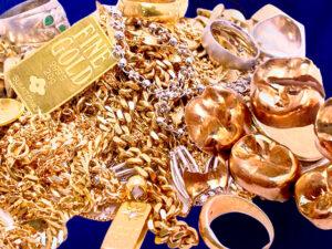 金・プラチナを高く売却するためのポイント